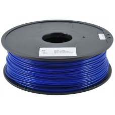PLA BLUE ON REEL FOR 3D PRINTERS - 1 KG- 1,75 mm