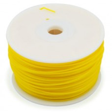 ABS - YELLOW  FOR 3D PRINTERS - 2 KG
