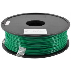 ABS - GREEN FOR 3D PRINTERS - 1 KG
