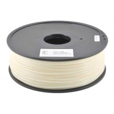 PLA NEUTRAL ON REEL FOR 3D PRINTERS - 1 KG