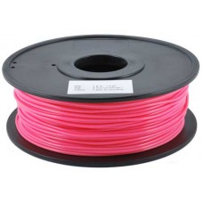 PLA PINK ON REEL FOR 3D PRINTERS - 1 KG