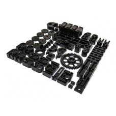 Plastic parts set  for 3Drag/K8200