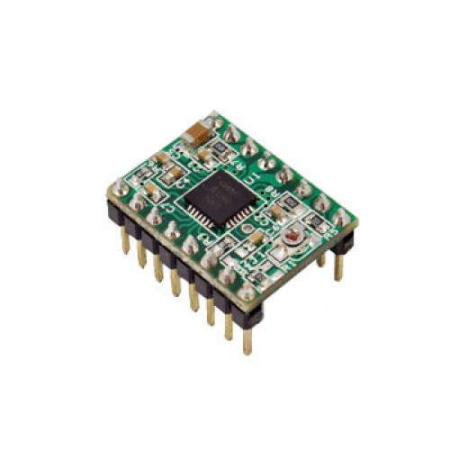 Stepper Motor Driver Based On The Allegro A4988 Chip