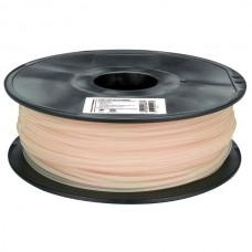 """1.75 mm (1/16"""") PLA filament - skin color - 1 kg"""