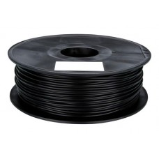 ABS BLACK FOR 3D PRINTERS - 1 KG - 1,75 MM