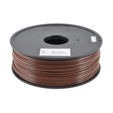 ABS - BROWN FOR 3D PRINTERS - 1 KG