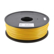 ABS GOLD FOR 3D PRINTERS - 1 KG - 1,75 MM