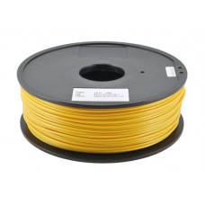 ABS - GOLD FOR 3D PRINTERS - 1 KG