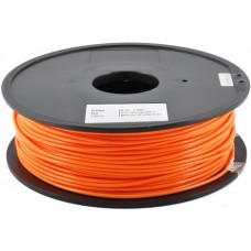 ABS - ORANGE FOR 3D PRINTERS - 1 KG