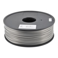 ABS - SILVER FOR 3D PRINTERS - 1 KG