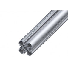 Aluminium profile 27,5mm x 27,5mm - 1m