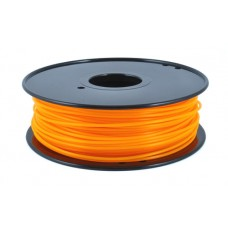 PLA FLUO ORANGE ON REEL FOR 3D PRINTERS - 1 KG
