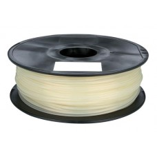PLA NETRUAL ON REEL FOR 3D PRINTERS - 1 KG- 1-75 mm