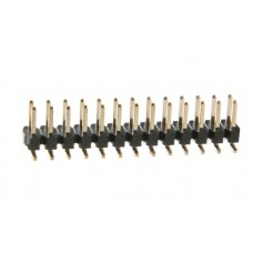 2mm Fine Pitch Sockets - 10 pins dual row Male