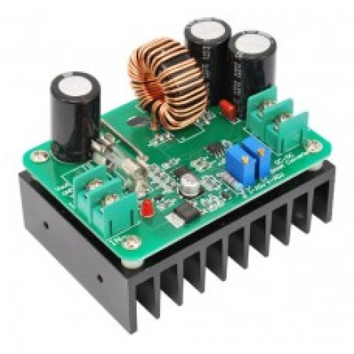 Boost Dc Dc Step Up Module With Output 12v 80v 600w