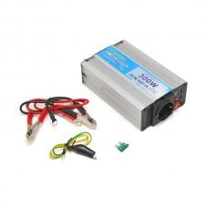 Pure sine wave inverter - 300W-12V - 220Vac + USB