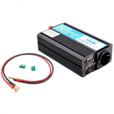 600W Power Inverter 12VDC/220VAC Pure Sine Wave / Power Inverter+USB