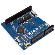 Arduino Shield for Android smartphones