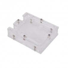 TRANSPARENT BOX CASE SHELL FOR ARDUINO® UNO R3