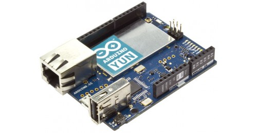 Arduino yun the yún is a microcontroller board