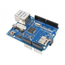 Ethernet shield with W5100