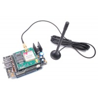 GSM/GPRS & GPS shield for Arduino