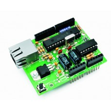 Low cost Ethernet Shield with ENC28J60