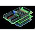 I/O expander shield for Arduino
