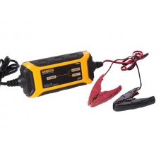 Intelligent Battery charger 12V - 1500 mA