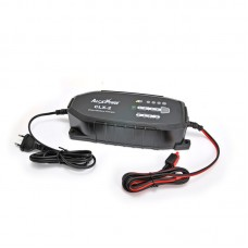 Smart switching battery charger for lead and LiFePO4 12-24V - 7.5A