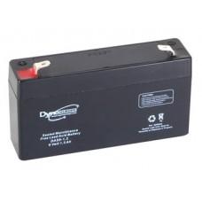 Lead-acid battery 6V-1,3Ah