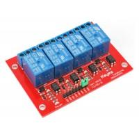 Module 4 relays (mounted)