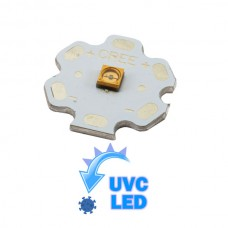 LED UVC 270-280 nm / 8-12 mW