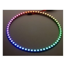 RING WITH 60 LED RGB WS2812 AND DRIVER INTEGRATED