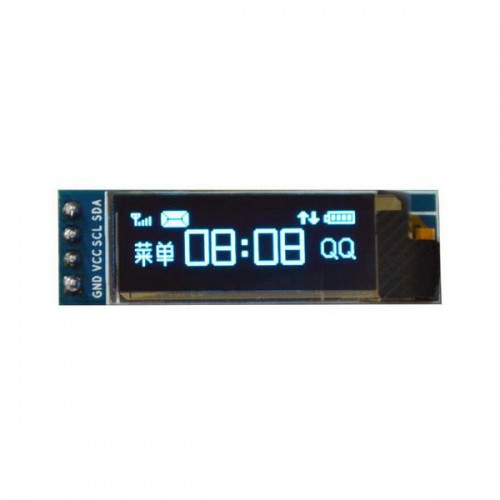 Display OLED I2C 0,91