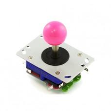 Joystick Arcade with pink knob