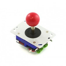 Joystick Arcade with red knob
