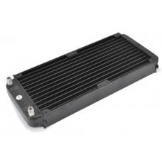 Radiator for 2 fans 120x120