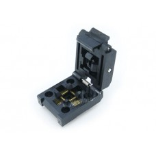 ZIF socket for SMD QFP 32 pin