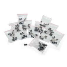 Electrolytic Capacitors Kit - 12 Values