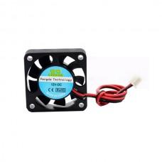 Brushless DC cooling fan - 12 Vdc 40x40x10 mm