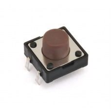 7.7 mm printed circuit button