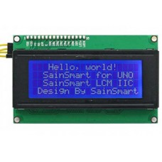 Display LCD 20x4 with I²C interface