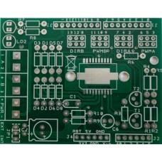 PCB - Motor Shield
