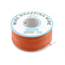 Wire Wrapping Wire orange