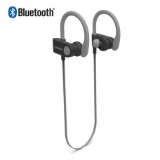 Bluetooth stereo earphones with microphone
