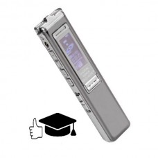 DIGITAL VOICE RECORDER (520 hrs - 8 GB)