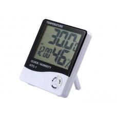 Temperature/Humidity/Clock