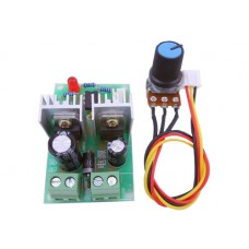 SPEED CONTROL FOR DC MOTOR TO 10-40V 5A