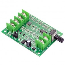 DC Brushless Motor Driver 3/4 Wire - 7V-12V